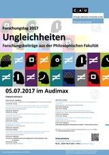 Bild Plakat Forschungstag 2017
