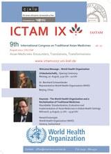 Bild Plakat ICTAM 2