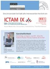 Bild Plakat ICTAM 3
