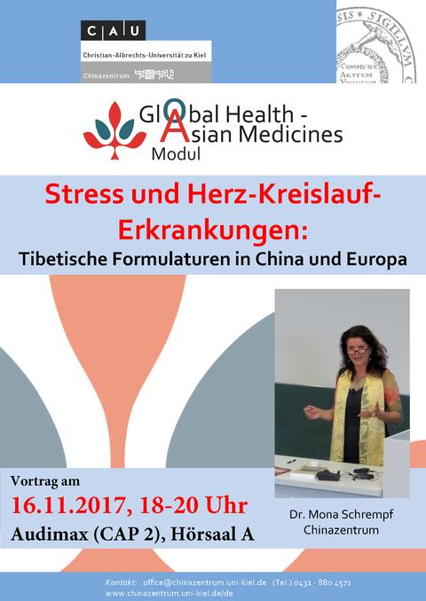 Lecture Stress und Herz-Kreislauf-Erkrankungen