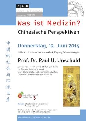 Was ist Medizin? Chinesische Perspektiven