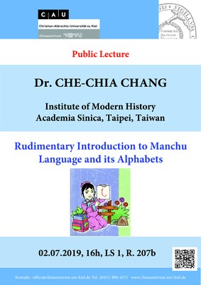 Dr. Che-Chia Chang