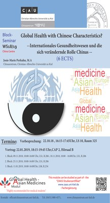 Global Health with Chinese Characteristics