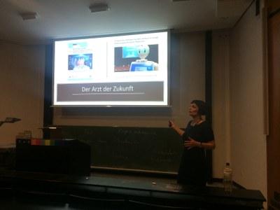 Dr. Tania Becker Vortrag