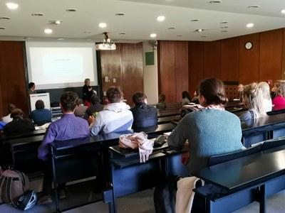Bilder vom Vortrag