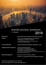 Link zum PDF. Winter School Shanghai