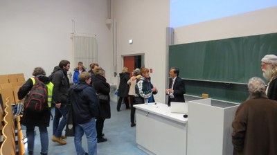 lecture by Prof. Dr. Shigehisa Kuriyama